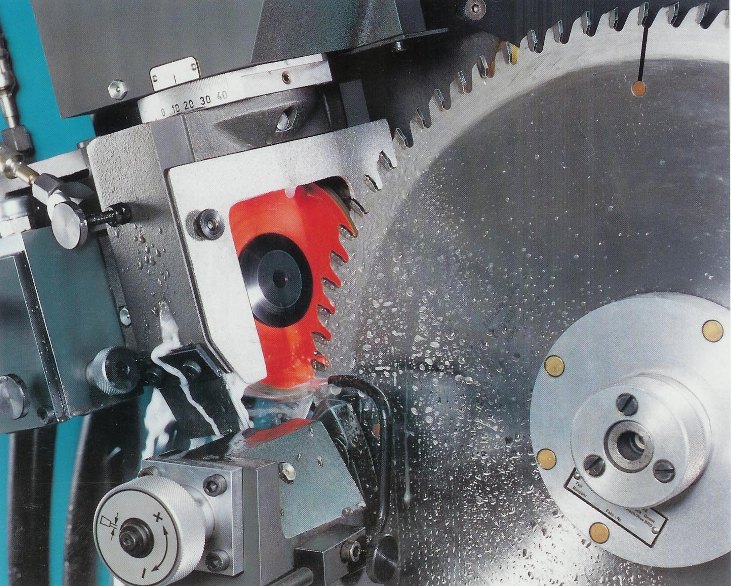 Saw And Tooling Sharpening